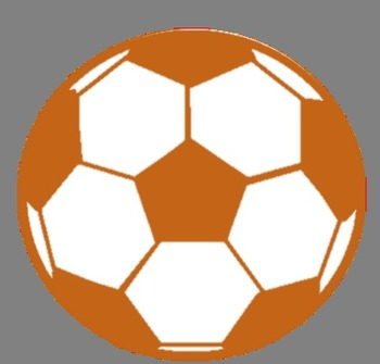 Soccer Balls {Clip art and Frames}