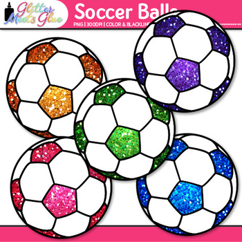rainbow soccer ball clip art sports equipment for physical rh teacherspayteachers com sports equipment clip art free