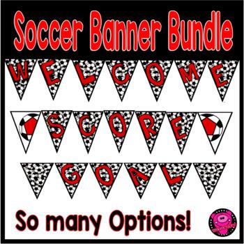 Soccer  Bulletin Board Set