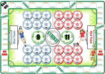 Soccer Bridge 10 Games