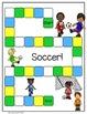 Soccer  - Common Core Connections -Treasures Grade 1