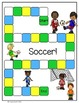 Soccer  - Common Core Connections -Treasures Grade 1