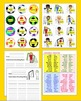 Soccer Literacy Centers: Contractions Soccer Activities - 4 Complete Sets