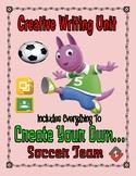 Soccer: Create a Team Project (Google Classroom)