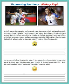 Soccer - Emotions at the 2019 Women's World Cup (USWNT)