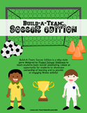 Soccer Fitness Activity - Build-a-Team Relay, Middle School PE Lesson Plans