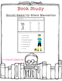 Soccer Game! Rhyming & Verbs Activity {Level F}