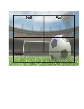Soccer Goal Chart!