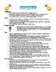 Soccer Handout and Worksheet