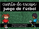 Soccer End of Year in Spanish