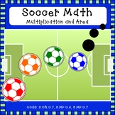Soccer Math: Multiplication and Area