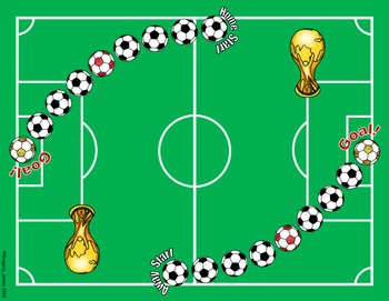 Soccer Math Skills & Learning Center (Compare & Order Decimals)