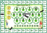 Soccer Number Facts to 10