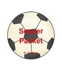 Soccer Packet 5th - 8th Grade