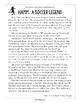 Soccer Paired Texts: Mia Hamm and Carli Lloyd (Grades 3-4)