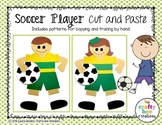 Sports Craft {Soccer Player}