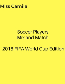 Soccer Players Mix and Match