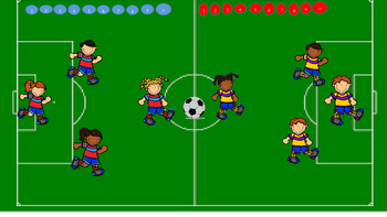 soccer powerpoint template create your own game futbol or