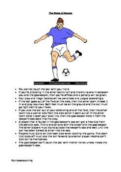 Soccer Program Physical Education