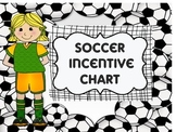 Soccer Reward Chart
