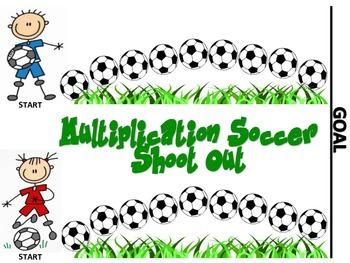 Soccer Shoot Out - A 2-Player Game to Practice the Basic F