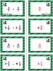 """Soccer Showdown Game Cards (Add & Subtract """"Like"""" Fraction"""