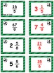 Soccer Showdown Game Cards (Improper Fractions to Mixed Numbers) Sets 4-5-6