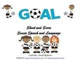 Soccer Speech and Language Activities