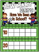Soccer Stars! | 180 Days of School Count Ten Frame Display