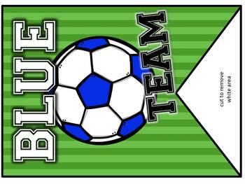 Soccer Stars! | Sports Classroom Theme Décor Set