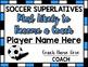 Soccer Superlative Awards - Light Blue