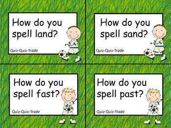 Soccer Texas Treasures Supplemental Spelling Resources