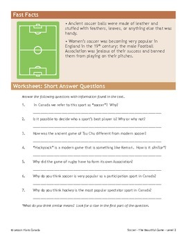 Soccer (ESL 2)