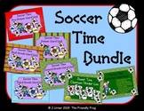 Soccer Time Classroom Decor Bundle