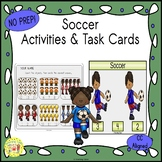 Soccer Worksheets Activities Games Printables and More