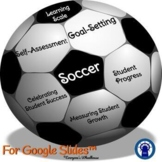 Soccer Unit Goal-Setting and Self-Assessment Rubric for Go