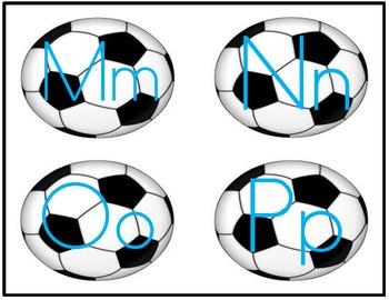 Soccer Word Wall!