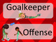 Soccer Word Wall: Skills, Equipment and Terminology - 22 Terms
