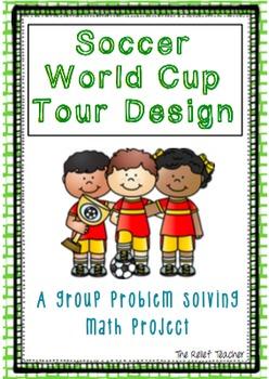 'Soccer World Cup Tour Design' - A group problem solving m