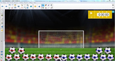 Soccer morning attendance SMARTboard