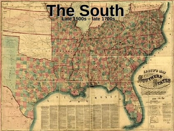 Soceity in American South