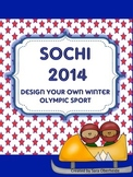 Sochi 2014 Winter Olympic Freebie