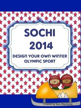Sochi 2014 Winter Olympic Freebie