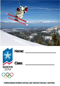 Sochi 2014 maths/numeracy and english/literacy activities PDF