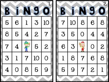 Sochi Bingo