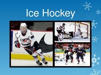 Sochi Winter Olympics Powerpoint Presentation