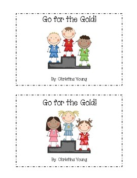 Go for the Gold Emergent Reader