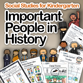 Social Studies: Important People in History