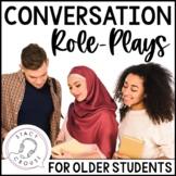 Social Acts Conversation Scripts