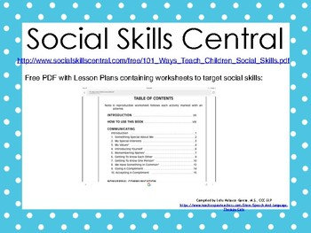 Social Aspects of Language Social Groups Resource Guide